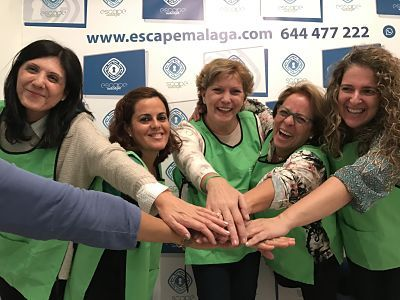 Team building – Escape room Málaga